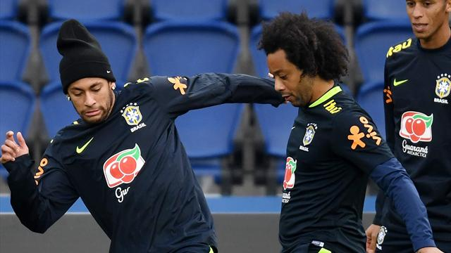 Marcelo lockt Ex-Barça-Star Neymar nach Madrid