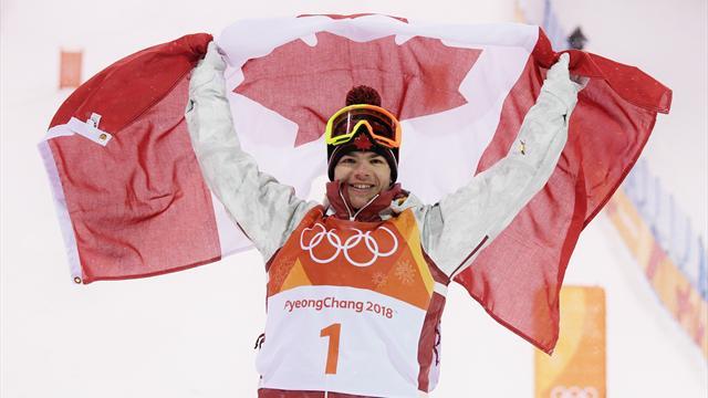 Kingsbury finally realises Olympic dream in moguls