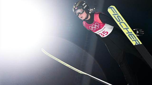 Луннбю выиграла соревнования на нормальном трамплине, Аввакумова – четвертая