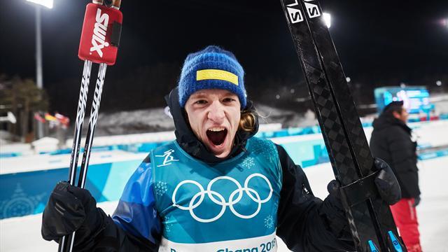 """Silver-Sebbe blev guld-Sebbe: """"Vilket olympiskt spel"""""""