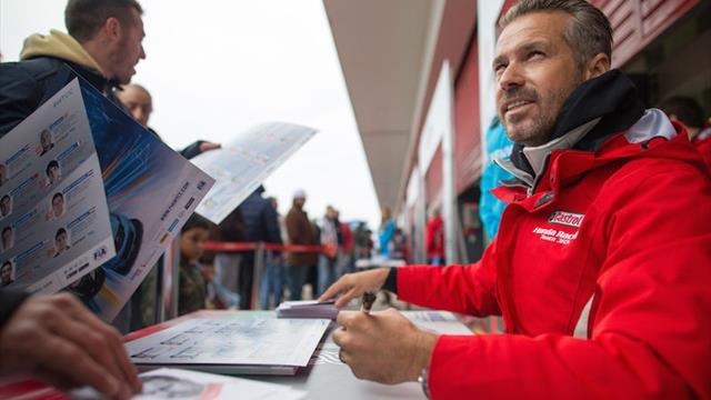 """Monteiro nach """"unfassbar schwieriger"""" Phase auf Kurs für WTCR-Action"""