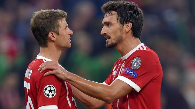 Hummels und Müller wünschen milderen Umgang mit Goretzka