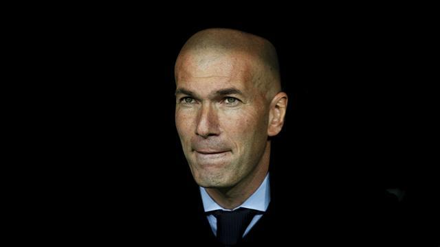 Zidane dément les rumeurs de départ : ''Je suis là et bien là''