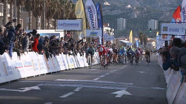 Tour de la Provence : le dernier kilomètre de la 3e étape