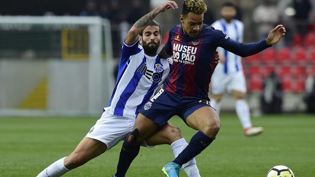 A peine utilisé par Conceição à Nantes, Sérgio Oliveira est devenu essentiel à Porto