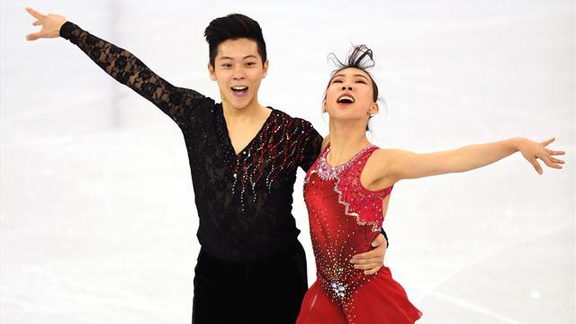 Alex Kang Chan Kam, el patinador que ha conquistado las redes con sus troleos en los Juegos
