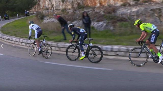 Le baroud de Ledanois, la victoire de Laporte : le résumé de la 3e étape
