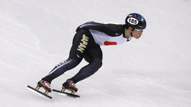Erster Dopingfall: Japaner Saito positiv getestet