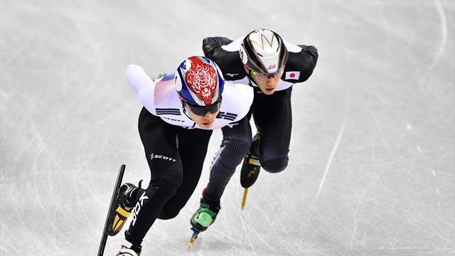 Ble OLs første dopingtatte utøver