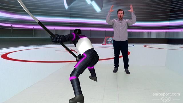 """Eishockey-Expertenwissen: So funktioniert das """"Screening"""""""