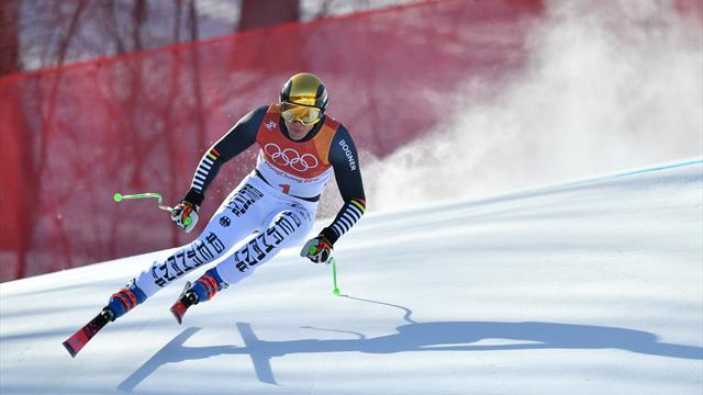 Olympia - Ski alpin: Super-G der Männer live im TV und im Livestream