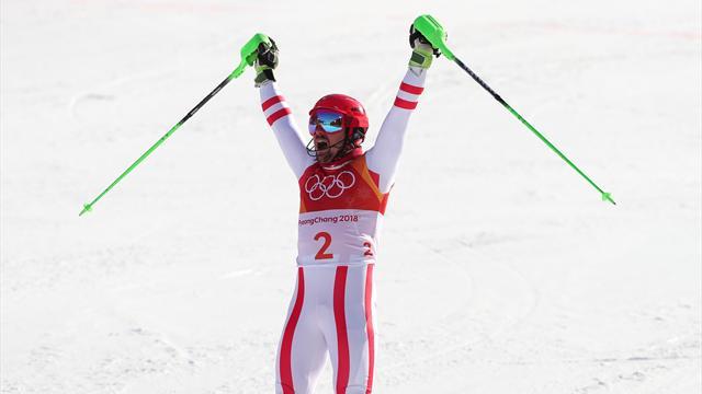 Nu har du ditt OS-guld, Marcel Hirscher!