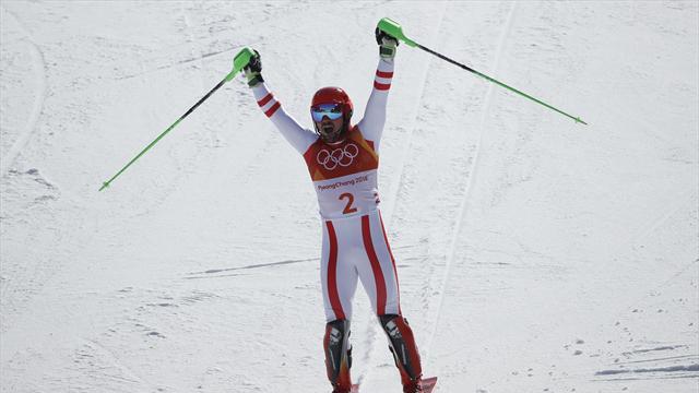 6-кратный чемпион мира Хиршер впервые выиграл золото Игр