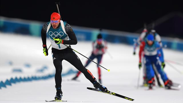 Biathlon: 20-km-Einzel der Männer live im TV und im Livestream