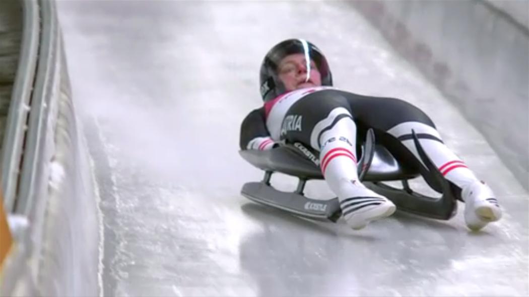 Juegos Olimpicos 2018 El Sobrecogedor Accidente De La Austriaca