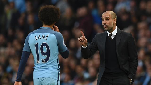 Fit-again Sane starts for City at Wigan