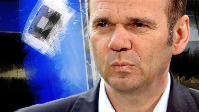 Hoffmann prophezeit HSV massive Lizenzprobleme - selbst für Liga zwei