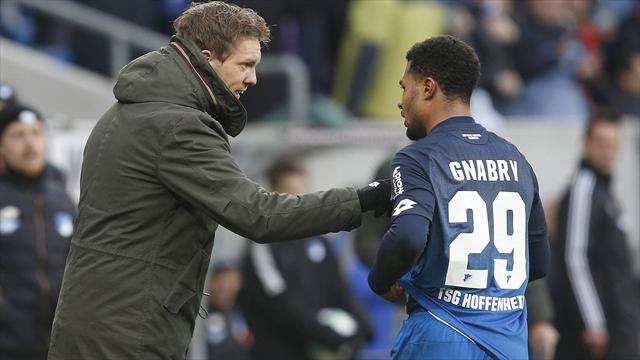 Gut für Bayern? Nagelsmann will Gnabry umschulen