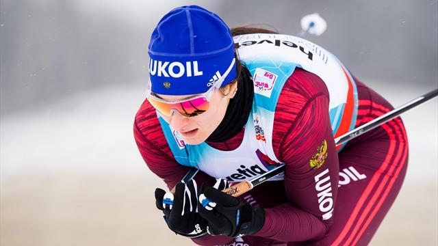 Америка впервые выиграла золото в командном спринте, Непряева и Белорукова – девятые