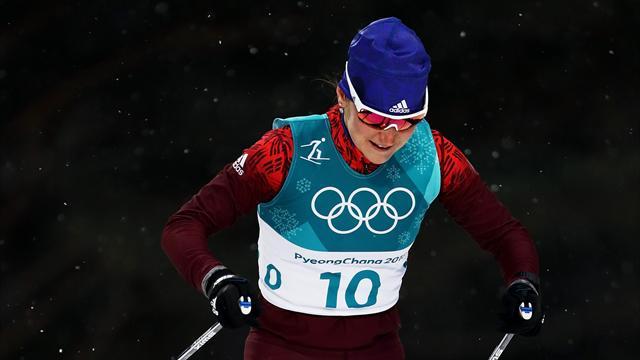 Белорукова выиграла бронзу в спринте, Непряева – 4-я