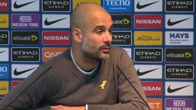 """8es - Guardiola : """"Il faut savoir gérer les moments difficiles"""""""