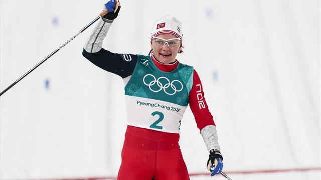 SØLV til Norge, svenskene snappet gullet: – Endelig var det min tur!