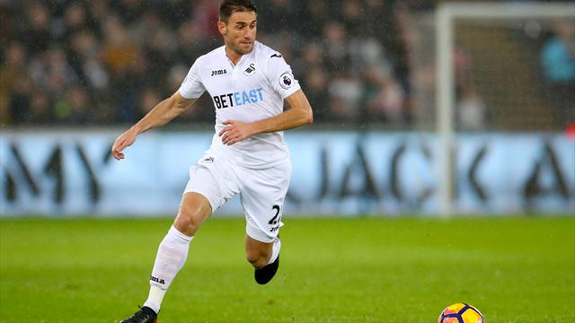 Swansea skipper Angel Rangel facing six weeks out after groin operation