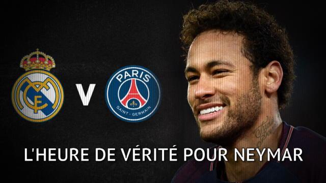 8es - L'heure de vérité pour Neymar