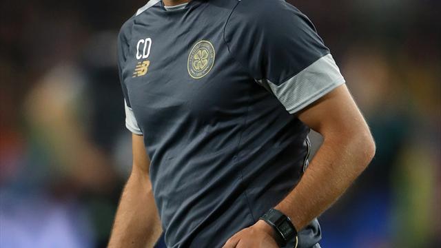 Celtic assistant boss Chris Davies: Europa League opponents Zenit 'a top team'