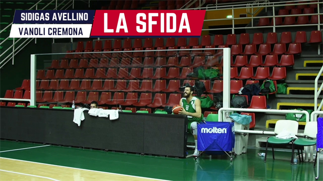Avellino-Cremona: la sfida dei canestri impossibili per i quarti di Final Eight