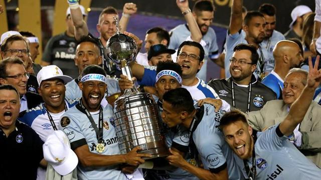 Independiente recibe a Gremio en el primer duelo por la Recopa Sudamericana