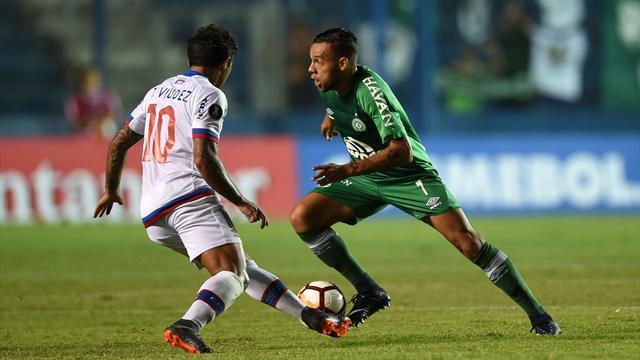 Nach Skandal bei Chapecoense: Montevideo drei Spiele ohne Fans