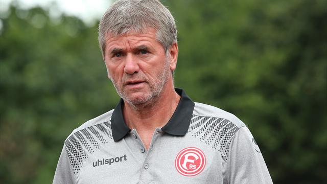 Fortuna Düsseldorf verlängert mit Trainer Funkel bis 2019