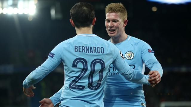 Gundogan brace helps Man City dominate Basel