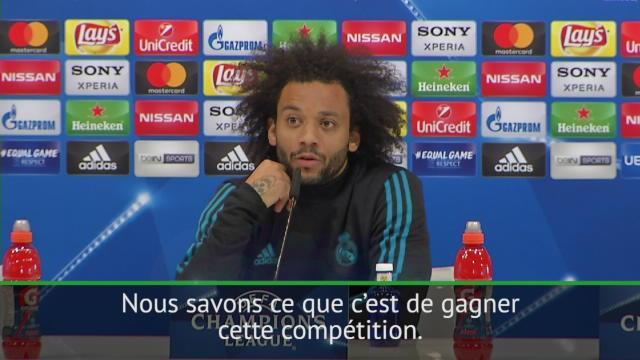 """Marcelo : """"Il faut défendre notre titre"""""""