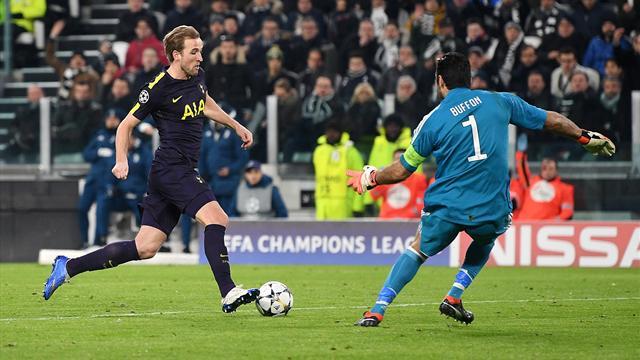 """Buffon-Patzer hilft Tottenham in Turin: """"Hätten aufgeben können..."""""""