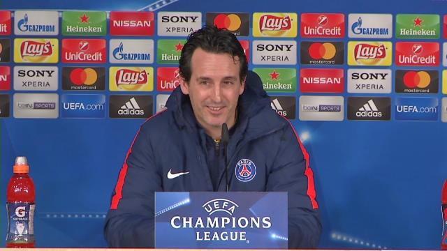 """Emery: """"La Champions League, c'est spécial"""""""