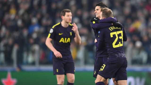 Tottenham have grown up - Eriksen