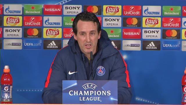 """Emery: """"Je veux voir un grand PSG"""""""