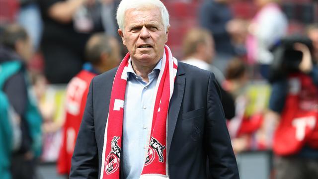 1. FC Köln: Herz-OP bei Präsident Spinner