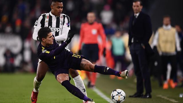 Trotz Higuain-Traumstart: Juve nur 2:2 gegen Tottenham