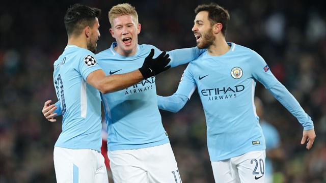 Manchester City mit Doppeltorschütze Gündogan klar auf Viertelfinalkurs