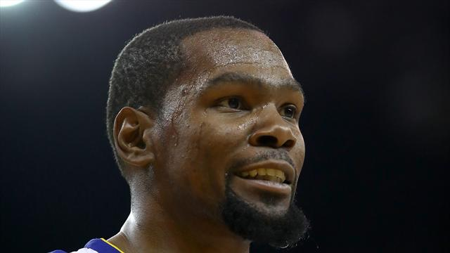 "Durant produziert Basketball-Serie ""Swagger"" mit Apple"