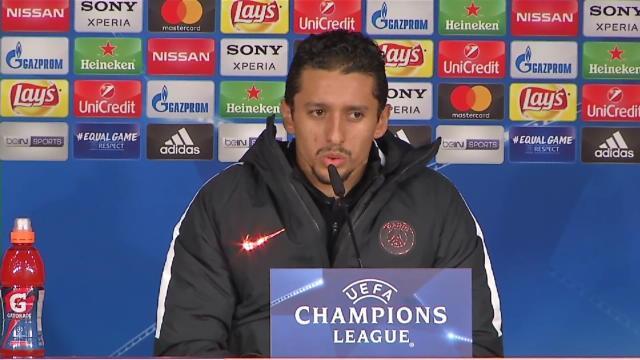"""Marquinhos : """"On connaît la force du Real à domicile"""""""