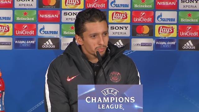 """Marquinhos : """"Le plus beau moment de la saison"""""""