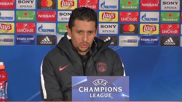 """Marquinhos : """"Chaque équipe a beaucoup à perdre"""""""