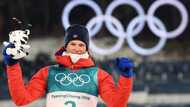 Олимпийский чемпион в лыжном спринте Клэбо предложил Болту состязание на стометровке
