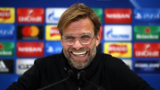 Klopp believes Liverpool are a match for anyone in Europe