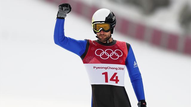 """Lamy-Chappuis : """"Je me suis dit : 'Voilà, c'est ton dernier saut aux Jeux'"""""""