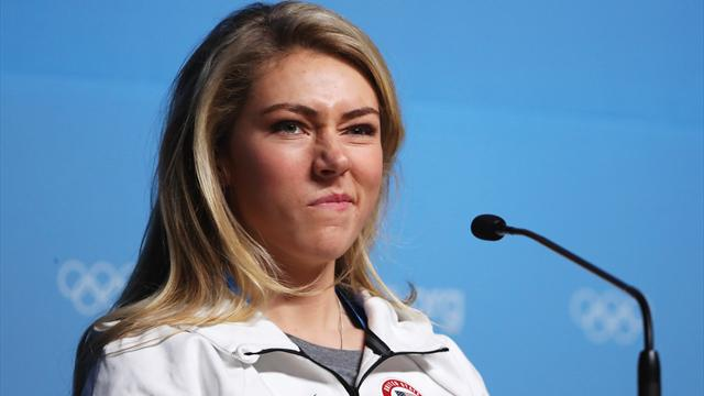 Hectic schedule ends Shiffrin's bid for five gold medals